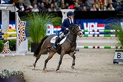 De Dycker Lien, BEL, Orchid's Ronika<br /> JIM Maastricht 2019<br /> Limmy Middag Euregio Jumping Ponies<br /> © Hippo Foto - Dirk Caremans<br />  09/11/2019