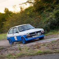 Car 138 Chris Hellings/Glyn Thomas