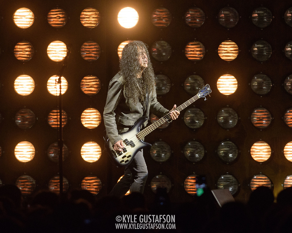 Alice in Chains perform at the The Anthem in Washington, D.C. Photo by Kyle Gustafson