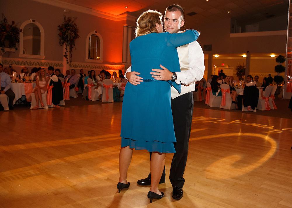 Wedding of Irene Townsend and Chris Miller, June 27, 2015.