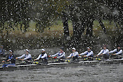 Cambridge, USA, Championships Women's Eights,.W8+, Nautilus RC [GB Internationals],  approaching Cambridge BC. during the  2009 Head of the Charles  Sunday  18/10/2009  [Mandatory Credit Peter Spurrier Intersport Images]