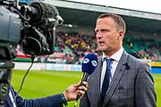NIJMEGEN- 07-05-2017, NEC - AZ,  Stadion De Goffert, 2-1, AZ trainer John van den Brom