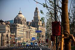 CHINA SHANGHAI PUDONG 24MAY10 - View of the Bund in Shanghai...jre/Photo by Jiri Rezac..© Jiri Rezac 2010