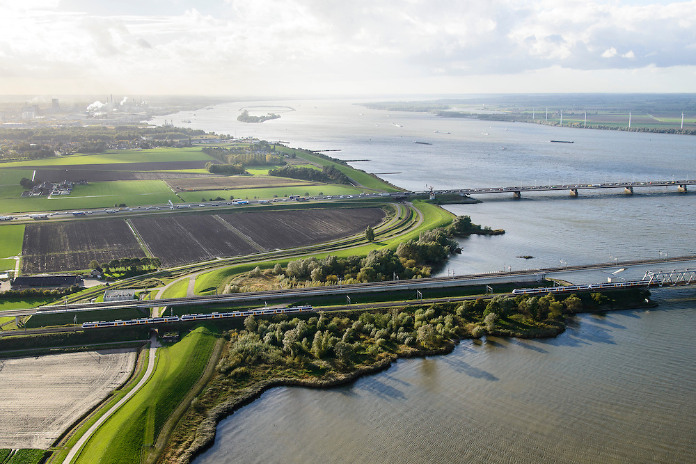 Nederland, Provincie, Plaats, 23-10-2013;<br /> <br /> QQQ<br /> luchtfoto (toeslag op standaard tarieven);<br /> aerial photo (additional fee required);<br /> copyright foto/photo Siebe Swart.