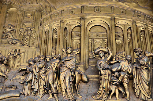 Gates of Paradise Joseph East Door Panel on Florence Baptistery in Florence Italy\u003cbr. & Gates of Paradise Joseph East Door Panel on Florence Baptistery in ... Pezcame.Com