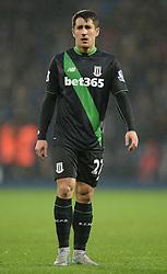Bojan Krkic of Stoke City - Mandatory byline: Alex James/JMP - 07966 386802 - 02/01/2016 - FOOTBALL - The Hawthorns - Birmingham, England - West Bromwich Albion v Stoke City - Barclays Premier League