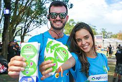 Agibank durante a 24ª edição do Planeta Atlântida. O maior festival de música do Sul do Brasil ocorre nos dias 01 e 02 de fevereiro, na SABA, na praia de Atlântida, no Litoral Norte gaúcho. Foto: Felipe Nogs / Agência Preview