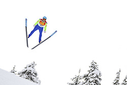 16.12.2017, Nordische Arena, Ramsau, AUT, FIS Weltcup Nordische Kombination, Skisprung, im Bild Wilhelm Denifl (AUT) // Wilhelm Denifl of Austria during Skijumping Competition of FIS Nordic Combined World Cup, at the Nordic Arena in Ramsau, Austria on 2017/12/16. EXPA Pictures © 2017, PhotoCredit: EXPA/ Martin Huber