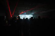 NOCTURNE 4 :: HIT THE (UNDER)GROUND RUNNING <br /> Musée d'art contemporain - Salle principale<br /> samedi 30 mai<br /> Les oiseaux de nuits investissent les espaces sanctifiés du MAC pour s'imprégner de techno frénétique et de house vaporeuse. Nouvelle garde créative venue de Chicago, de New York et de certains collectifs de Montréal vénérés pour leur raves, ces très demandés producteurs DIY administreront une bonne dose d'authentique techno transcendante et d'intimes rapprochements rythmiques.