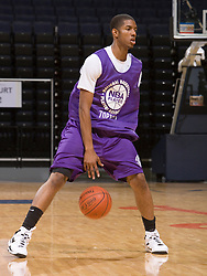 2/1G Leslie McDonald (Eads, TN / Briarcrest Christian).  The NBA Player's Association held their annual Top 100 basketball camp at the John Paul Jones Arena on the Grounds of the University of Virginia in Charlottesville, VA on June 18, 2008