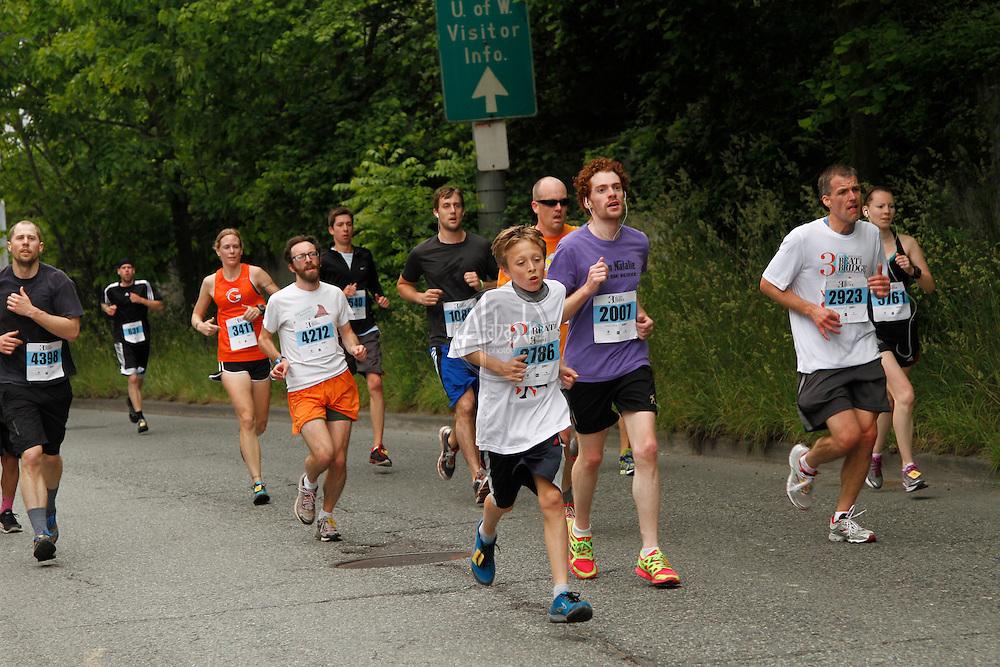 JDRF Beat the Bridge, May 20, 2012
