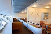 Zeppelinmuseum innen, Nachbau der Hindenburg, Friedrichshafen, Bodensee, Baden-Württemberg, Deutschland FREIGABE FÜR REDAKTIONELLE VERWENDUNG