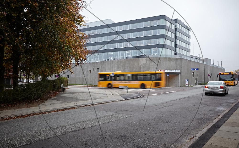 MOE Domicil i Buddinge, nybyggeri af kontorlokaler, Sophienberg Ejendomsudvikling , eksteriør, facader , bybusser