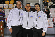 DESCRIZIONE : Roma LNP A2 2015-16 Acea Virtus Roma Angelico Biella<br /> GIOCATORE : Arbitri<br /> CATEGORIA : Arbitri<br /> SQUADRA : <br /> EVENTO : Campionato LNP A2 2015-2016<br /> GARA : Acea Virtus Roma Angelico Biella<br /> DATA : 15/11/2015<br /> SPORT : Pallacanestro <br /> AUTORE : Agenzia Ciamillo-Castoria/G.Masi<br /> Galleria : LNP A2 2015-2016<br /> Fotonotizia : Roma LNP A2 2015-16 Acea Virtus Roma Angelico Biella