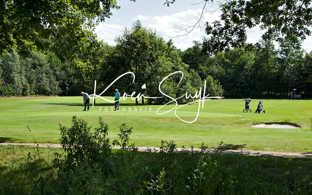 HATTEM - Hole 8, Dutch Golf Hattem. COPYRIGHT KOEN SUYK