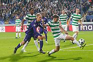 Anderlecht v Celtic, 27 September 2017