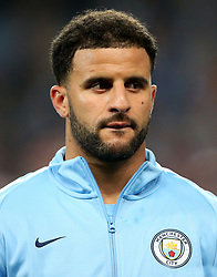 Kyle Walker of Manchester City - Mandatory by-line: Matt McNulty/JMP - 26/09/2017 - FOOTBALL - Etihad Stadium - Manchester, England - Manchester City v Shakhtar Donetsk - UEFA Champions League Group stage - Group F