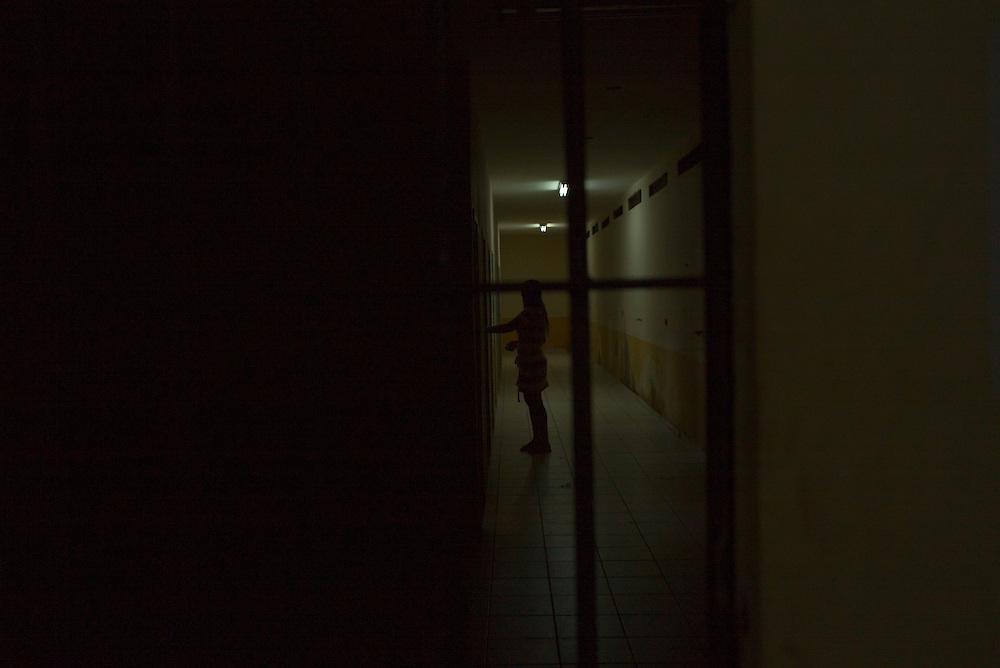 SAO LUIS, Brasil - December 02 of 2014: Pedrinhas penitentiary complex . photo: Caio Guatelli