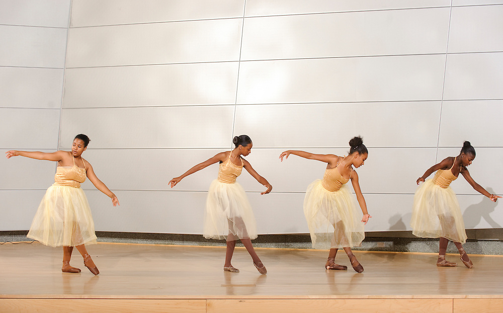 (photo by Matt Roth).Friday, June 18, 2010..Inertia Performing Arts' Spring Concert at MICA's Falvey Hall in the Brown Center...Coppeila, Inertia Conservatory