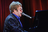 ELTON JOHN @ CARNEGIE HALL'S MEDAL OF EXCELLENCE GALA 2013