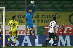 """Foto Filippo Rubin<br /> 06/03/2018 Cesena (Italia)<br /> Sport Calcio<br /> Cesena - Pro Vercelli - Campionato di calcio Serie B ConTe.it 2017/2018 - Stadio """"Dino Manuzzi""""<br /> Nella foto: FULIGNATI ANDREA (CESENA)<br /> <br /> Photo by Filippo Rubin<br /> March 06, 2018 Cesena (Italy)<br /> Sport Soccer<br /> Cesena - Pro Vercelli - Italian Football Championship League B 2017/2018 - """"Dino Manuzzi"""" Stadium <br /> In the pic: FULIGNATI ANDREA (CESENA)"""