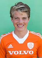 UTRECHT - Derck de Vilder , Nederlands Hockeyteam Jongens A. COPYRIGHT KOEN SUYK