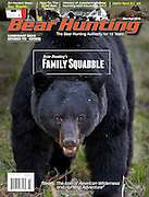Bear Hunting Magazine Mar/April 2016 Cover