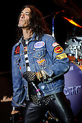 Photos of hard rock band Ratt performing on September 18, 2010 at Verizon Wireless Amphitheater