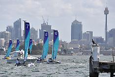 2020 - SAIL GP ACT 1 - RACING DAYS - SYDNEY - AUSTRALIA