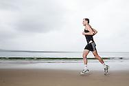 Peter Kerr (AUS). Triathlon Features. Noosa, Queensland, Australia. 04/11/2013. Photo By Lucas Wroe