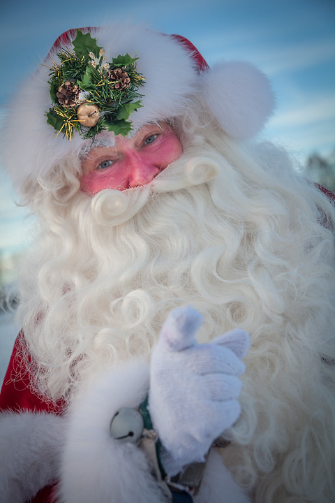 Santa Claus, Anchorage, Alaska