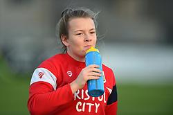 Lauren Hemp of Bristol City Women - Mandatory by-line: Paul Knight/JMP - 28/10/2017 - FOOTBALL - Stoke Gifford Stadium - Bristol, England - Bristol City Women v Reading Women - FA Women's Super League