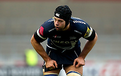 Josh Beaumont of Sale Sharks - Mandatory by-line: Robbie Stephenson/JMP - 19/02/2017 - RUGBY - AJ Bell Stadium - Sale, England - Sale Sharks v Wasps - Aviva Premiership
