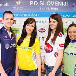 20130509: SLO, Cycling - Press conference of cycling race Tour de Slovenie 2013