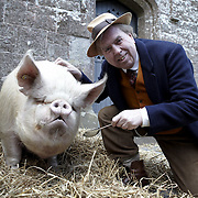 Clarence, Lord Emsworth (Timothy Spall)<br />