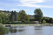 Varese,  ITALY. 2012 FISA European Championships, Lake Varese Regatta Course. <br /> <br /> General Views of the Australian Institute of Sport European Training Centre. Gavirate <br /> <br /> 10:52:03  Thursday  13/09/2012 <br /> <br /> <br /> <br /> <br /> [Mandatory Credit Peter Spurrier:  Intersport Images]  <br /> <br /> 2012 European Rowing Championships <br /> <br /> Rowing, European,  2012 010576.jpg