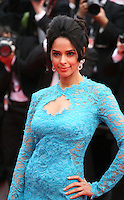 Mallika Sherawat at the the Grace of Monaco gala screening and opening ceremony red carpet at the 67th Cannes Film Festival France. Wednesday 14th May 2014 in Cannes Film Festival, France.