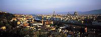Florence - Skyline<br /> Tuscany - Italy