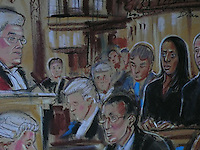 Diane Modahl, high court damages action Dec 2000, attempting to claim loss of earnings after a drugs ban