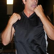 NLD/Amstelveen/20120502 - Lorenzo Lamas geeft boksles,