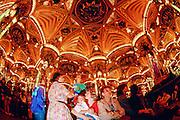 Attraction &quot;Le Palais des Mirages&quot; du Mus&eacute;e Gr&eacute;vin, Paris, France.<br /> Attraction &quot;The Mirages' Palate&quot; of the Grevin Museum, Paris, France.