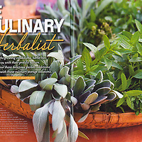 The Culinary Herbalist: Hobby Farm Home July/August 2011