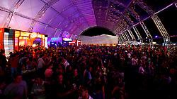 Sinalizações e Ambientais de patrocinadores no Planeta Atlântida 2013/RS, que acontece nos dias 15 e 16 de fevereiro na SABA, em Atlântida. FOTO: Emmanuel Denaui/Preview.com