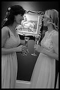 HELEN WEBB; CORY FULLER, The Neo Romantic Art Gala in aid of the NSPCC. Masterpiece. Chelsea. London.  30 June 2015