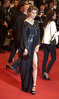 Victoria Bonya at the gala screening for the film Chronic at the 68th Cannes Film Festival, Friday 22nd May 2015, Cannes, France.
