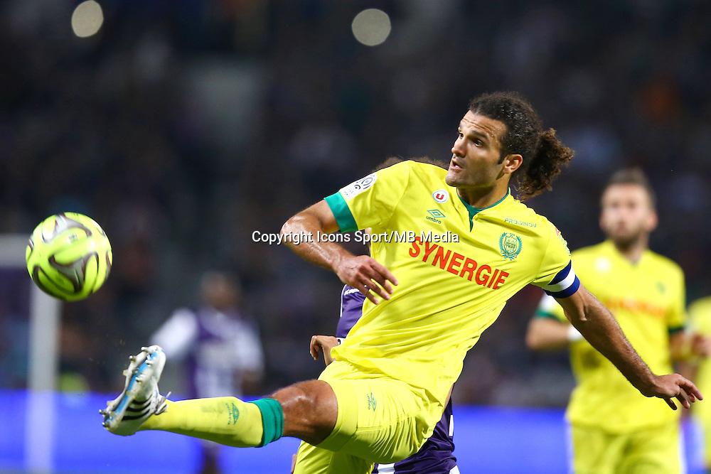 Oswaldo Vizcarrondo - 25.04.2015 - Toulouse / Nantes - 34eme journee de Ligue 1<br />Photo : Manuel Blondeau / Icon Sport