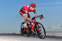 BYSTROM Sven Erik (NOR) during the 2016 Katusha training session on January 5, 2016 at Calpe in Spain - Photo Tim De Waele / DPPI