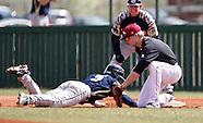 OC Baseball vs Wayland Baptist SS - 3/3/2012