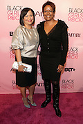16 October 2010-New York, NY- l to r: Debra L. Lee, President and CEO of BET and Harriet Cole, Nationally Syndicated Journalist at The Black Girls Rock! Shot Caller's Reception Presented by Beverly Bond and BET held at Fred's at Barneys New York on October 15, 2010 in New York City. ..BLACK GIRLS ROCK! Inc. is 501(c)3 non-profit youth empowerment and mentoring organization established to promote the arts for young women of color, as well as to encourage dialogue and analysis of the ways women of color are portrayed in the media. Photo Credit:.Terrence Jennings..