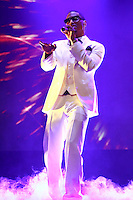 Trey Songz performs at The Theater at Madison Square Garden on February 11, 2011
